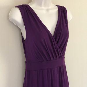 🛍Purple Maxi Dress
